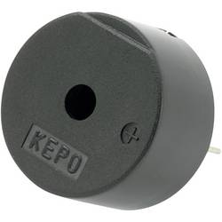 Piezo-alarm (value.1782093) Støjudvikling: 85 dB Spænding: 12 V Kontinuerlig lyd (value.1730255) KEPO KPI-G2415-K8448 1 stk