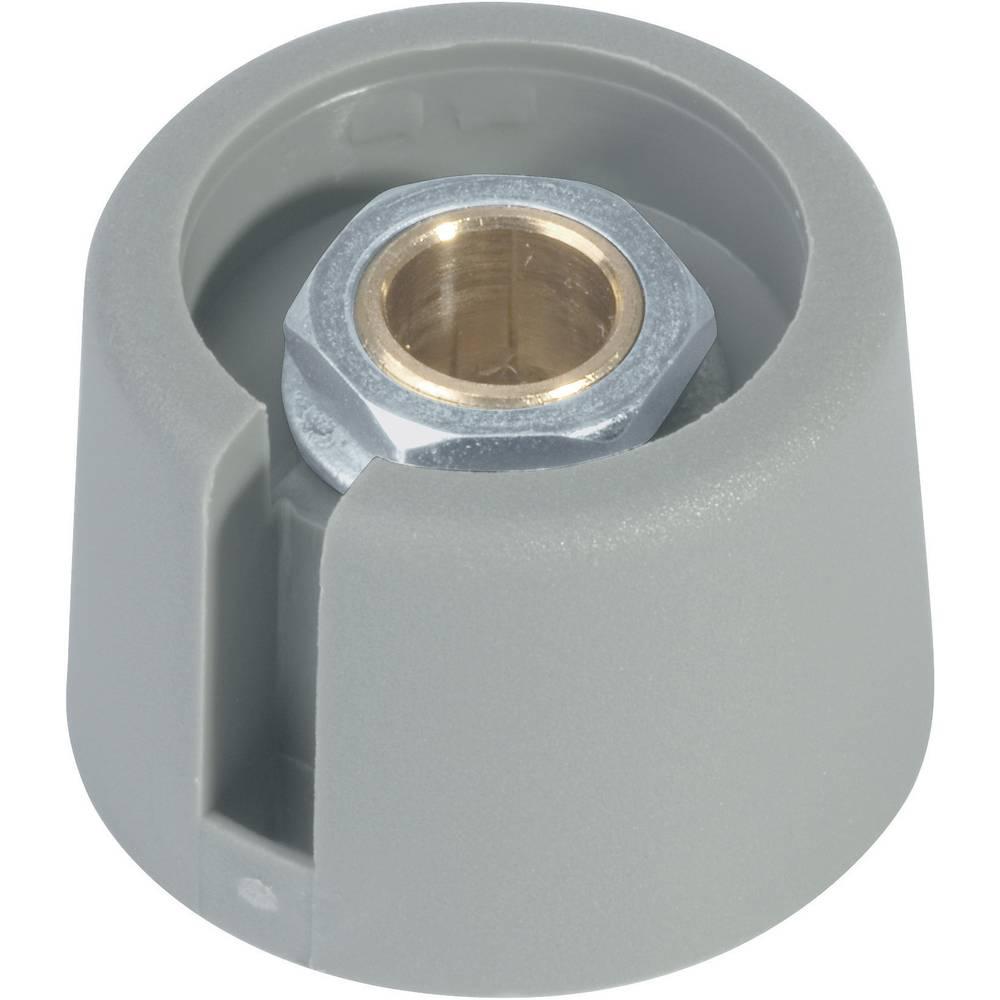 OKW Gumbi serije COM-KNOBs A3050068 siva promjer osi 6 mm