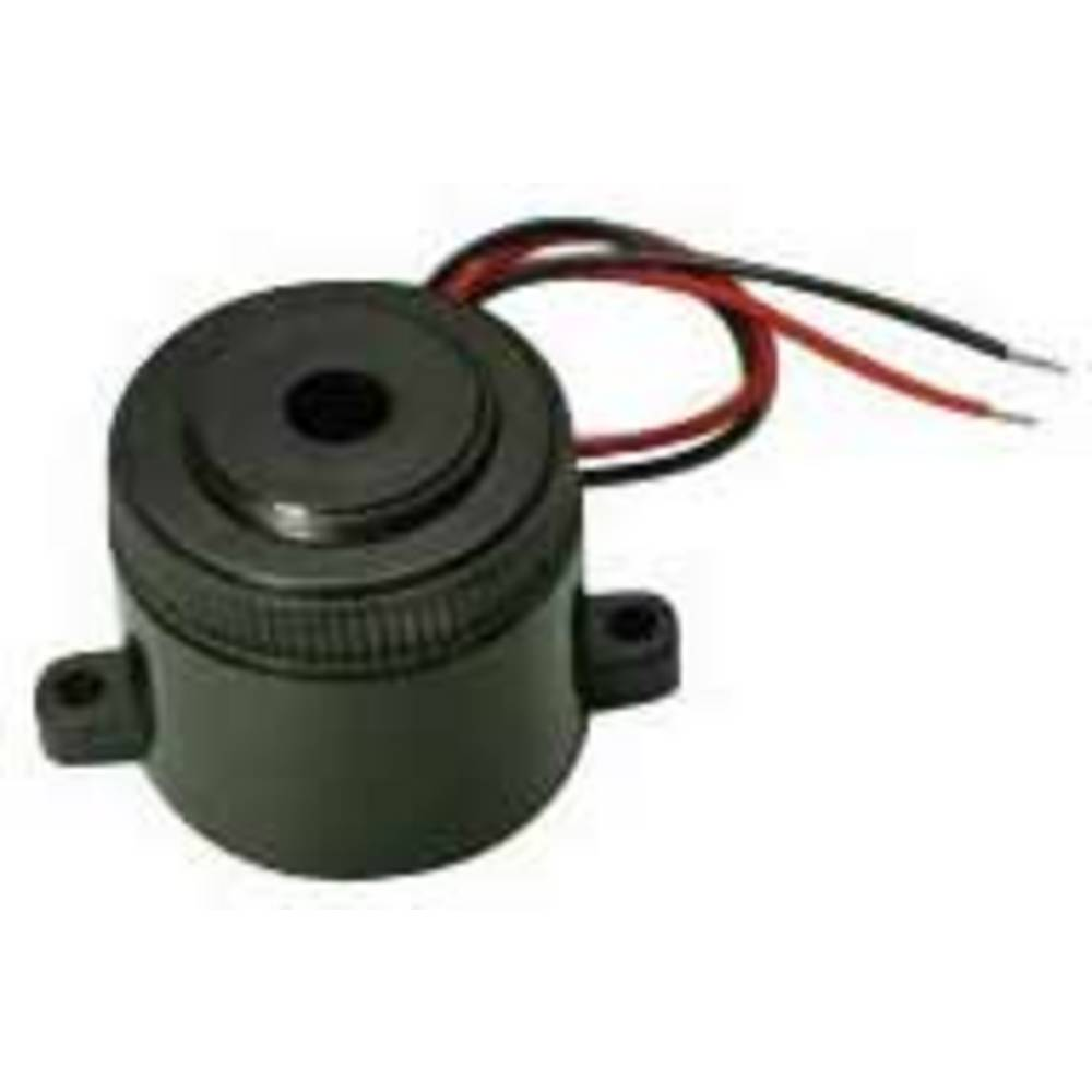 Piezo-alarm (value.1782093) Støjudvikling: 100 dB Spænding: 12 V Intervallyd (value.1730256) 717639 1 stk