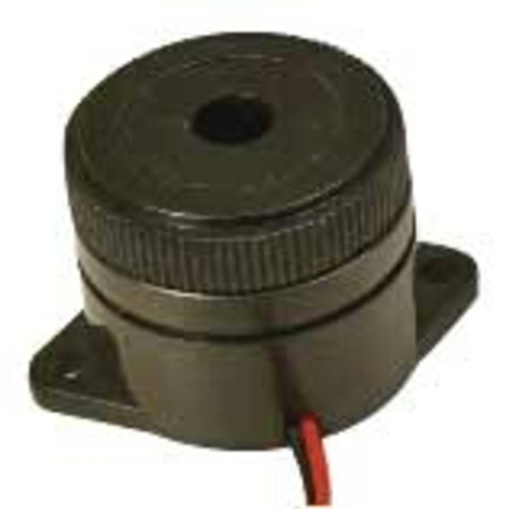 Piezo zujalo, glasnoča: 100 dB, 3-15 V/DC, potrošnja struje:12 mA,