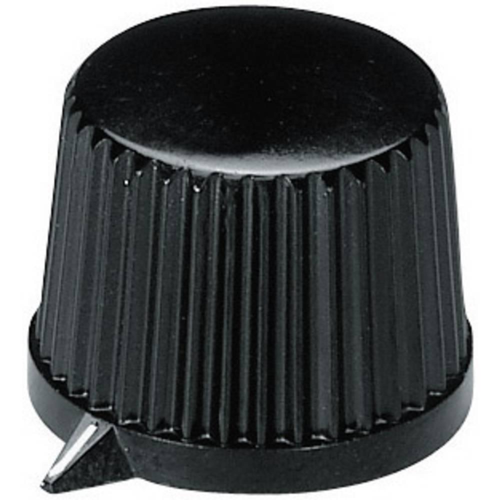 Rotirajući gumb s bočnim dodatkom, 4mm OKW