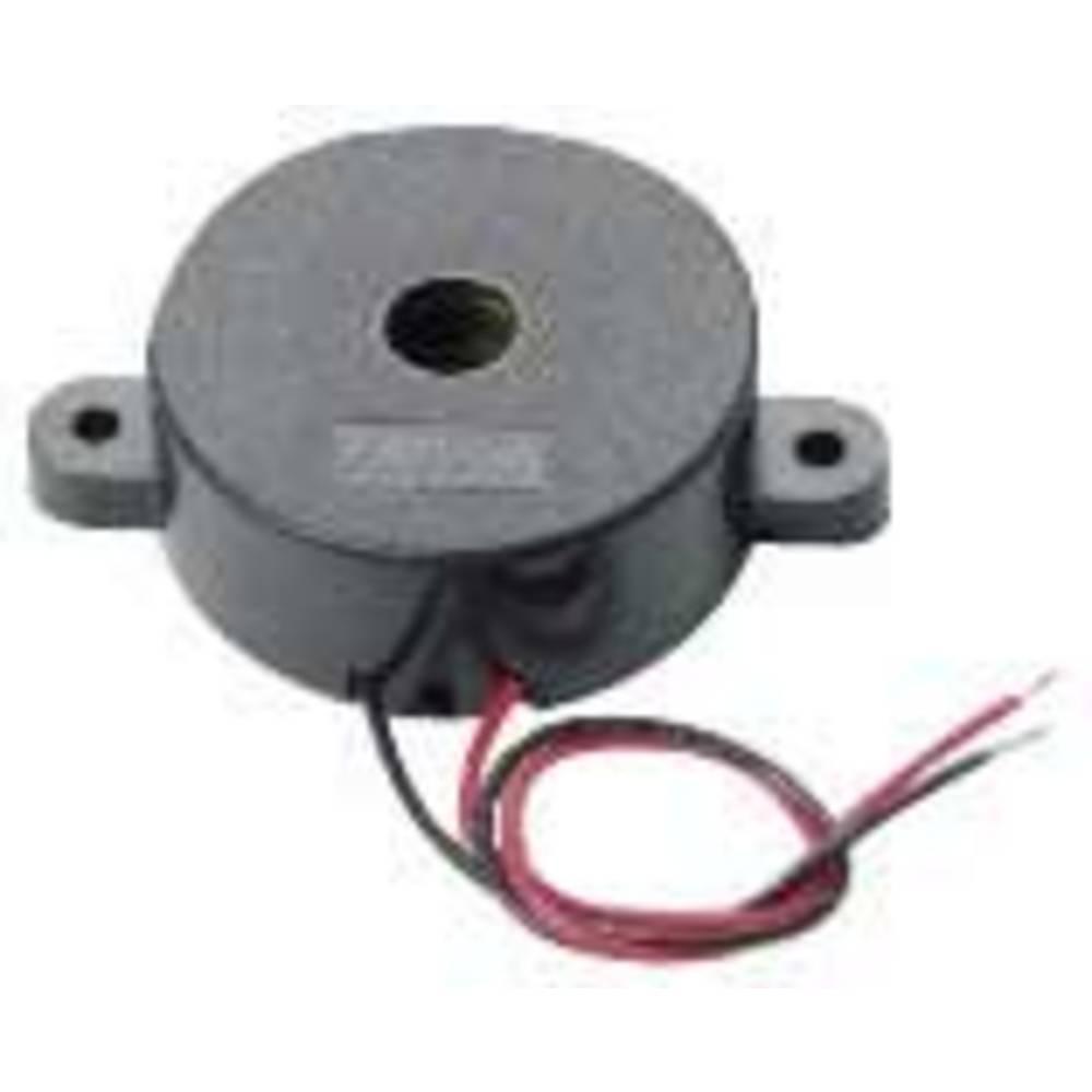 Piezo zujalo, glasnoča: 102 dB, 3-30 V/DC, potrošnja struje:9 mA