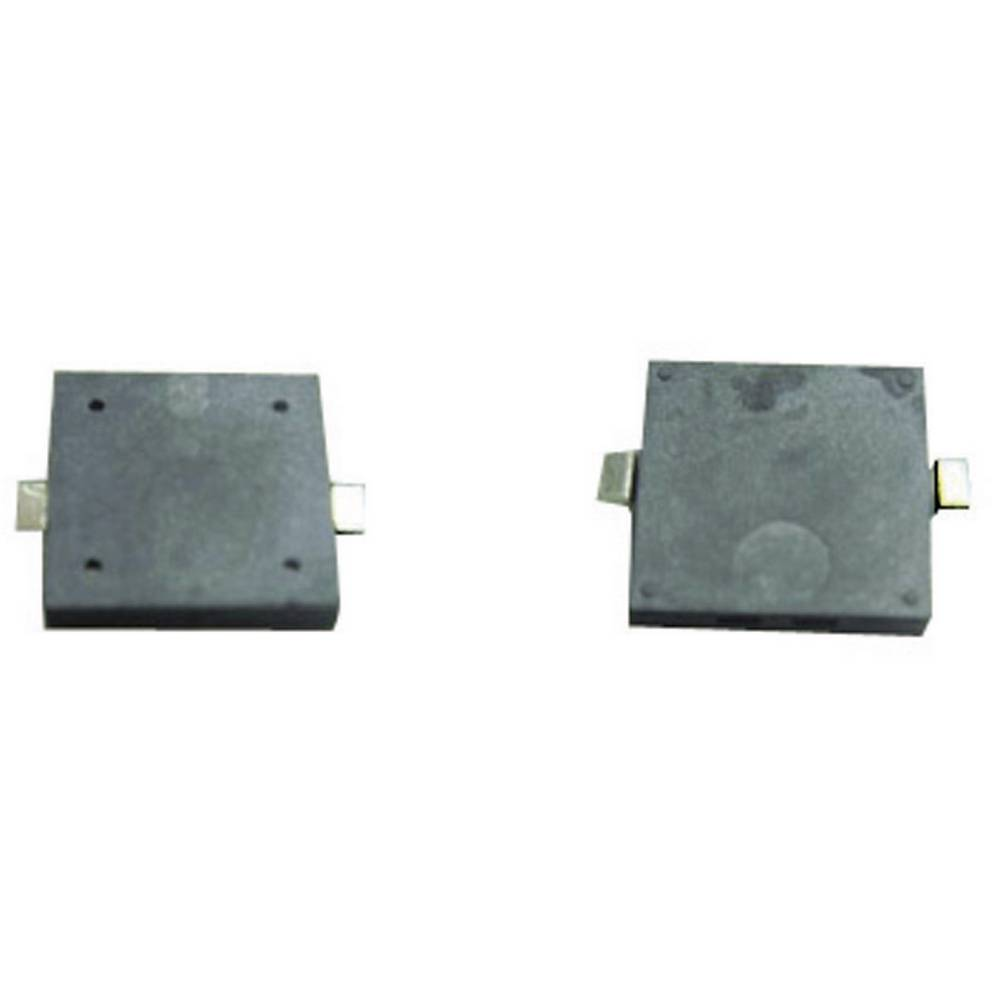 SMD-signalizator, glasnoča: 80dB, 3-25 V/DC, potrošnja struje: 3 mA,