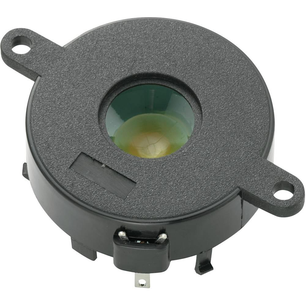 Piezo zvočnik PCT, hrup: 100 dB, 12 V, 3,3 kHz, vsebina: 1 kB, 12 V, 3,3 kHz, vsebina: 1 k PCT-G4540-K6317 KEPO
