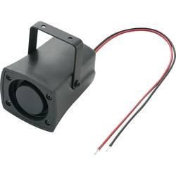 Piezo-alarm (value.1782093) Støjudvikling: 105 dB Spænding: 12 V Sirene (value.1737458) KEPO KPS-G4510-K619 1 stk