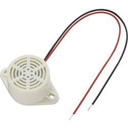 Miniature summer Støjudvikling: 90 dB Spænding: 6 V Kontinuerlig lyd (value.1730255) KEPO KPMB-G2606L-K6352 1 stk