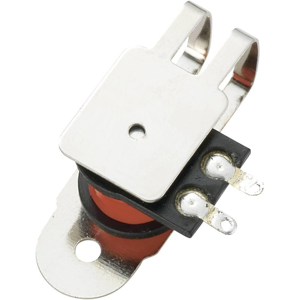 Miniature summer Støjudvikling: 80 dB Spænding: 12 V Kontinuerlig lyd (value.1730255) KEPO KPMB-G38012-K8477 1 stk