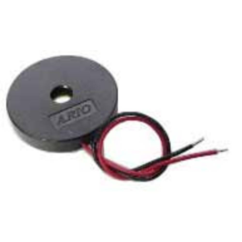 Piezo keramički pretvarač zvuka, glasnoča: 85 dB, 20 V/DC, 3mA