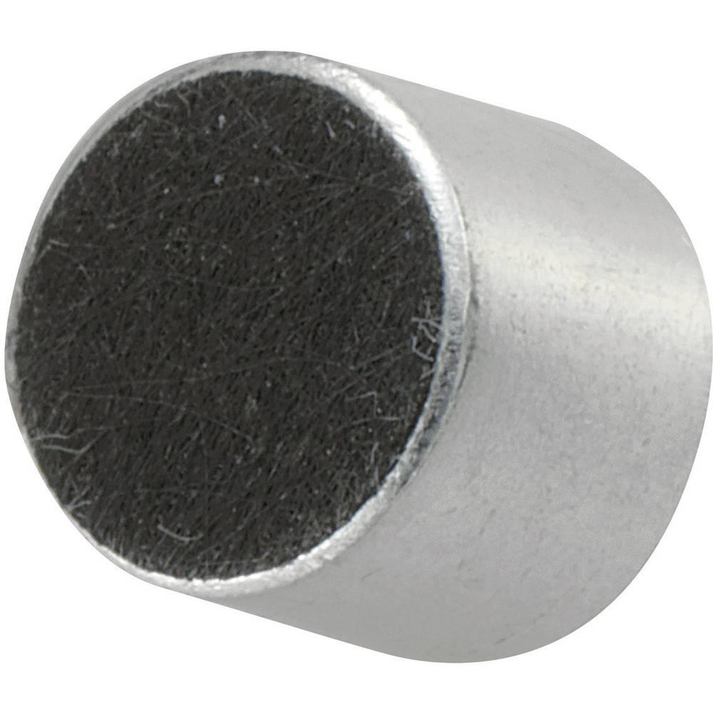 Glava mikrofona KPCM, 1,5 V/DC, občutljivost: 44 dB + 3 dB,,občutljivost: 44 dB + 3 dB, KPCM-60H50N-47DB-1544 KEPO