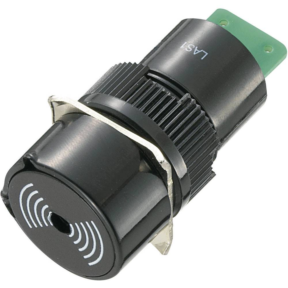 Alarm (value.1782094) Støjudvikling: 75 dB Spænding: 24 V Kontinuerlig lyd (value.1730255) TRU COMPONENTS 718129 1 stk