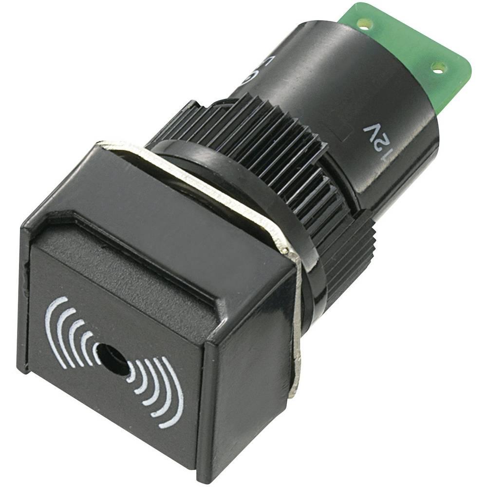 Akustični davač signala, razina buke: 75 DB 230 V/AC sadržaj: 1 kom.
