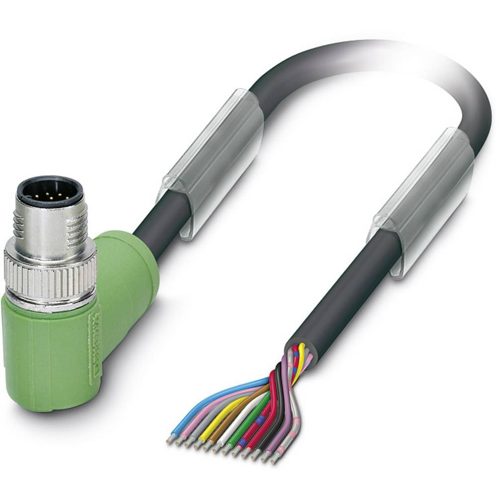 Sensor-, aktuator-stik, Phoenix Contact SAC-12P-MR/ 5,0-PUR SCO 1 stk