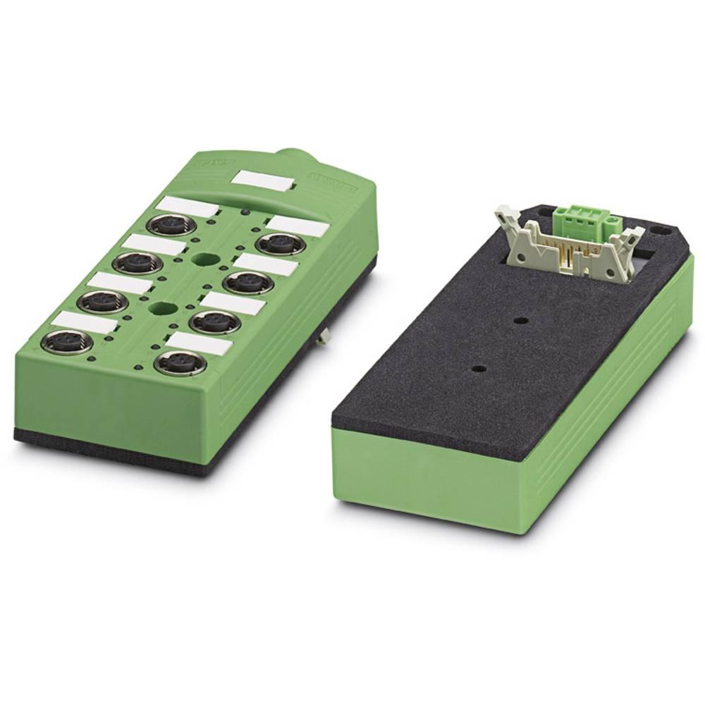 SACB-8/8-L-PUR SCO FLK14/MCV3P - škatla za senzorje/aktuatorje SACB-8/8-L-PUR SCO FLK14/MCV3P Phoenix Contact vsebuje: 1 kos