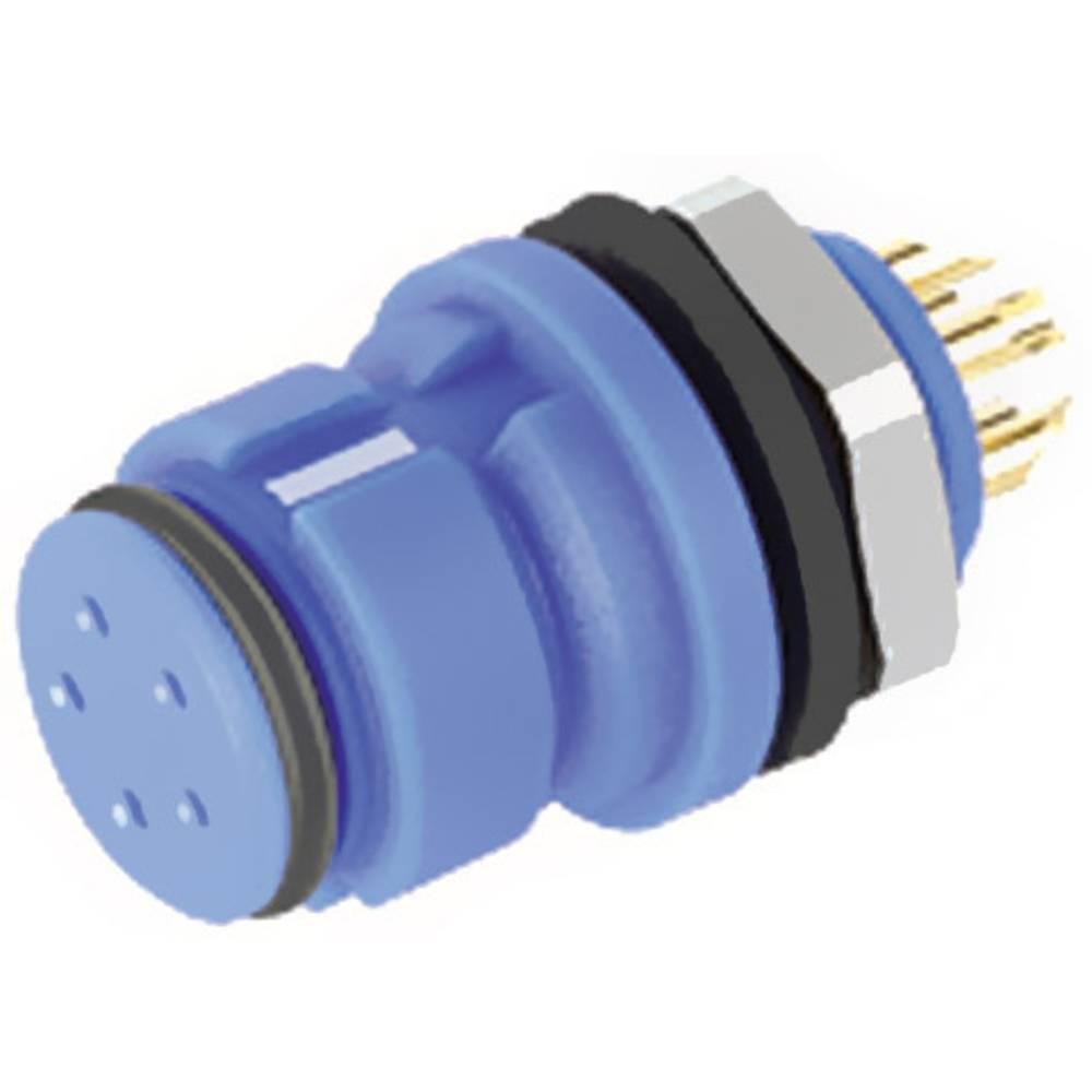 Mini okrogli konektor z barvno oznako Binder serije 620, 999216 060 05, 2 A, poli: 5 99 9216 060 05