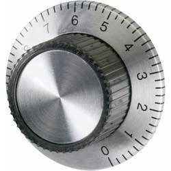 Fino nastavljiva skala Aluminij (eloksiran) (Ø x V) 37 mm x 15 mm TRU COMPONENTS 1 KOS