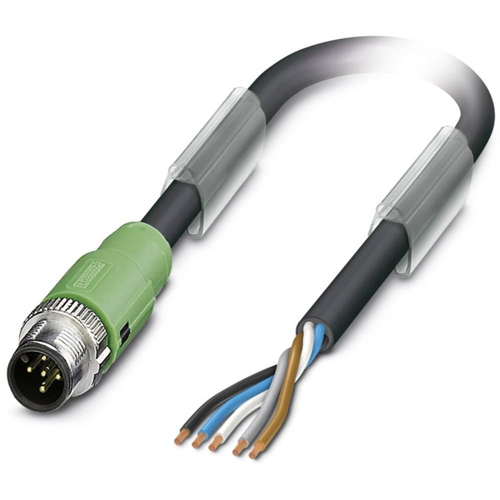 Sensor-, aktuator-stik, Phoenix Contact SAC-5P-MS/10,0-186 SCO 1 stk