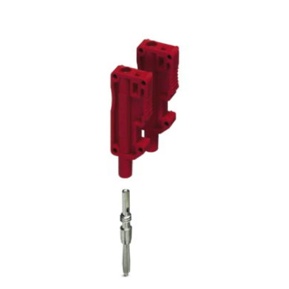 PS-6 / 2,3MM RD - test plug PS-6/2,3MM RD Phoenix Contact Indhold: 10 stk