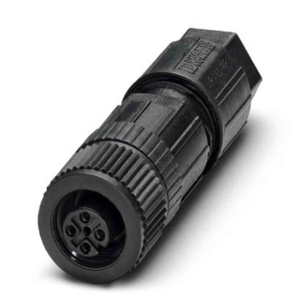 SACC-M12FS-4SC - vtični konektor, SACC-M12FS-4SC Phoenix Contact vsebuje: 1 kos