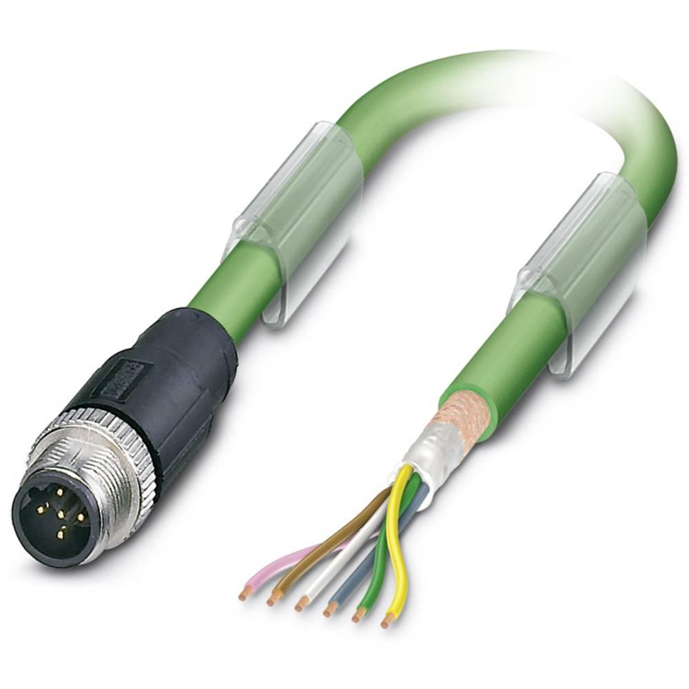 SAC-5P-M12MSB/ 5,0-900 - kabel za bus sistem SAC-5P-M12MSB/ 5,0-900 Phoenix Contact vsebuje: 1 kos