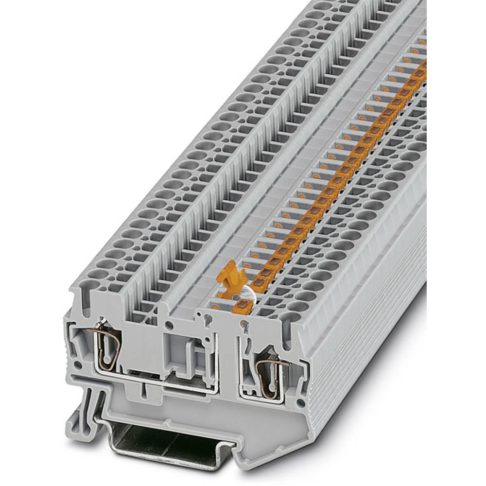 ST 2.5 MT OG - kniv afbryde terminal Phoenix Contact ST 2,5-MT OG Orange 50 stk