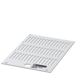 Enkeltladermærkat Phoenix Contact US-WMT (30X4) 0828770 10 stk Antal markører 420 Hvid