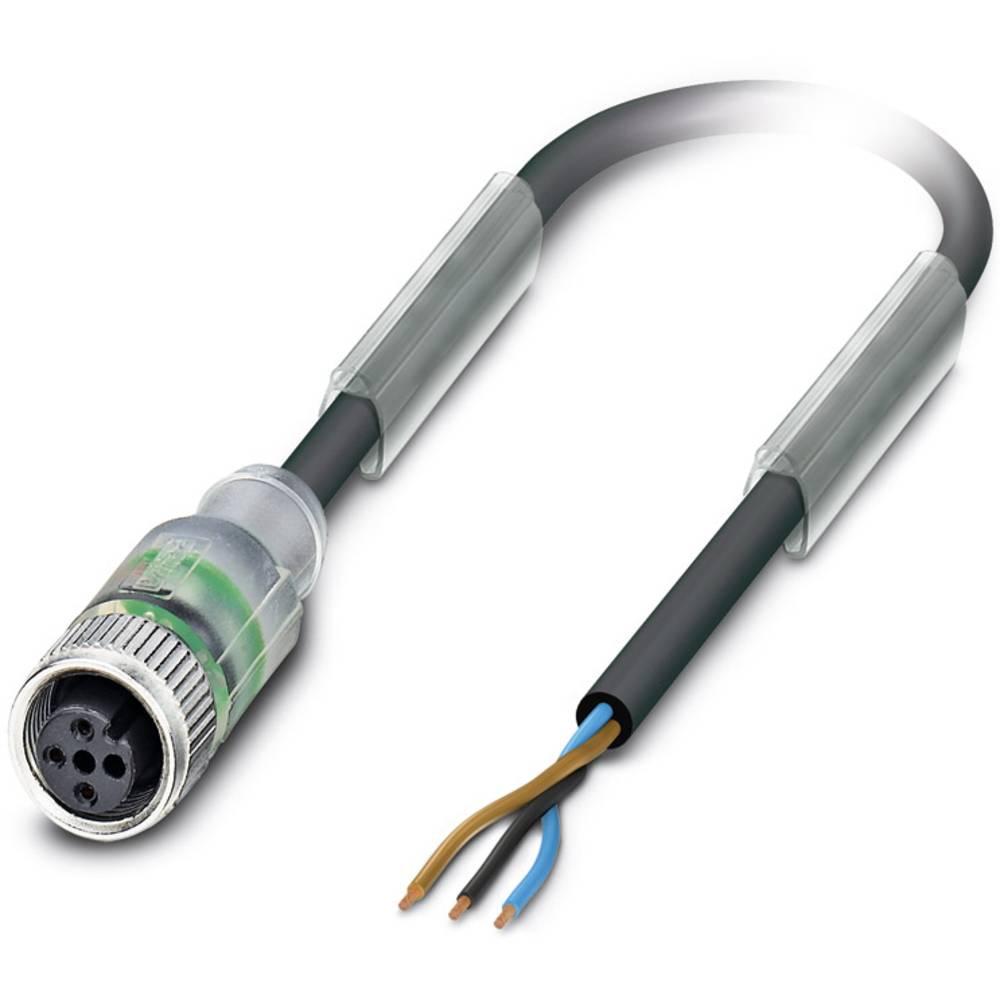 Sensor-, aktuator-stik, Phoenix Contact SAC-3P-10,0-PUR/M12FS-2L 1 stk