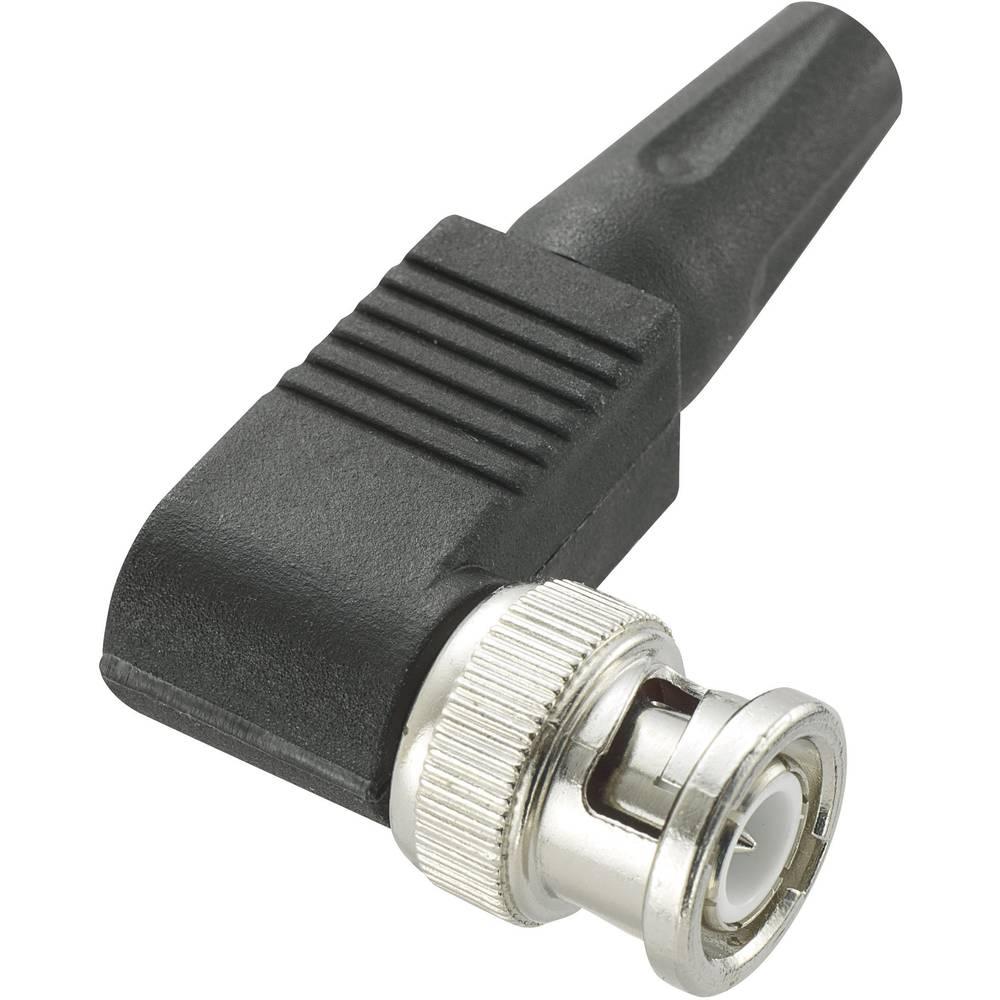 BNC moški konektor z vijačnimpriključkom, vsebina: 1 kos