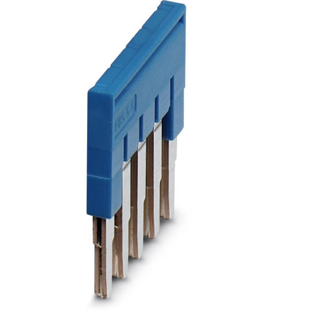 Plug-in bridge FBS 5-5 BU FBS 5-5 BU Phoenix Contact Indhold: 50 stk