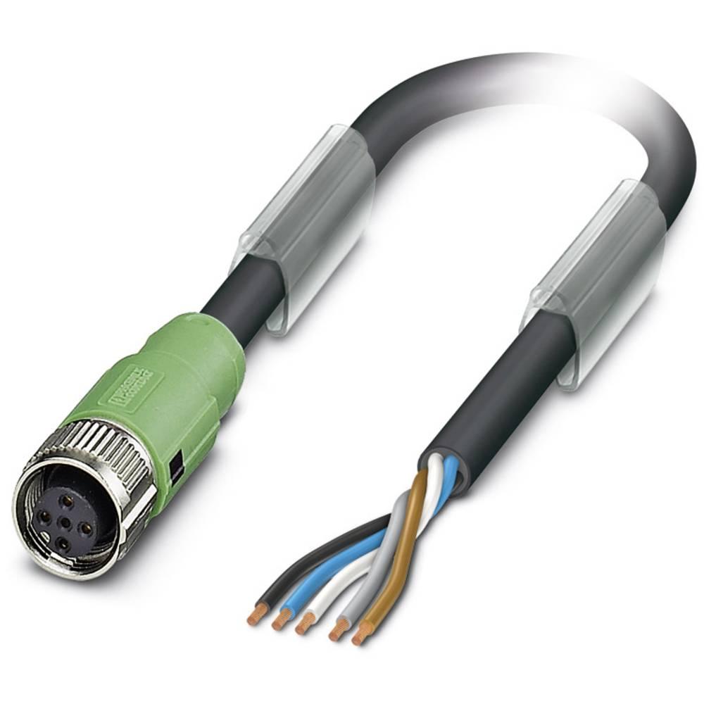 Senzorski/aktuatorski kabel SAC-5P- 2,0-186/FS SCO Phoenix Contact vsebuje: 1 kos