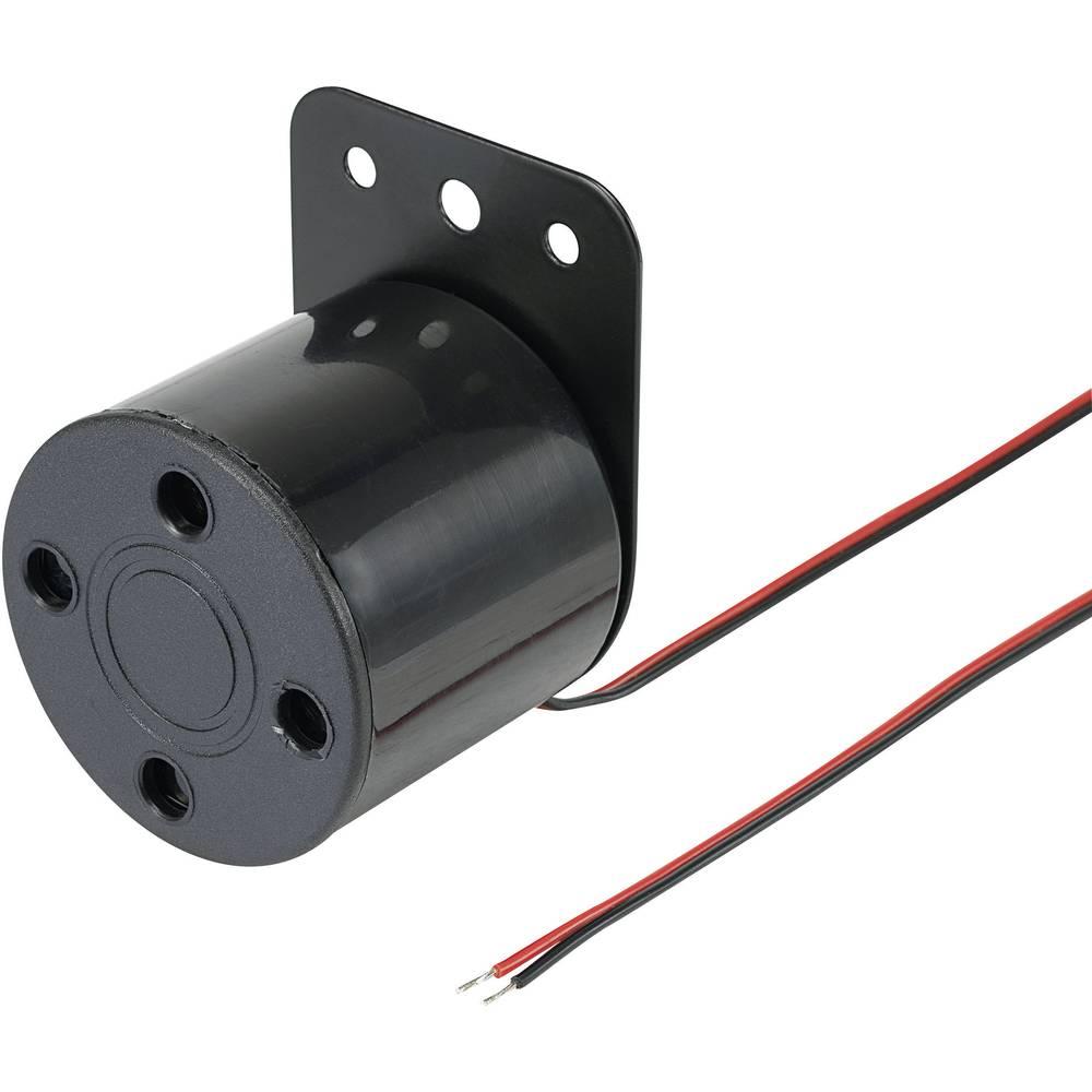 Piezo sirena serije KPS, hrup:105 dB, 12 V/DC, poraba toka:105 dB, 12 V/DC, poraba toka: KPS-G5210 -K1012 KEPO