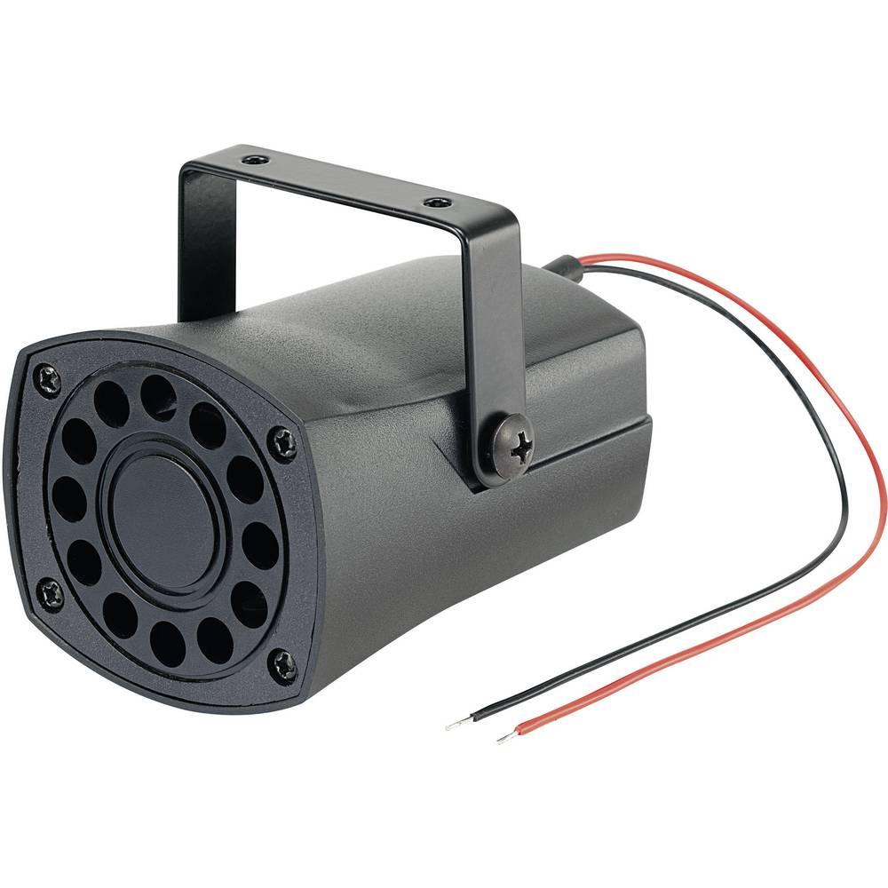 Piezo sirena serije KPS, glasnoća: 102 dB, 12 V/DC KPS-G6210-K1013 KEPO