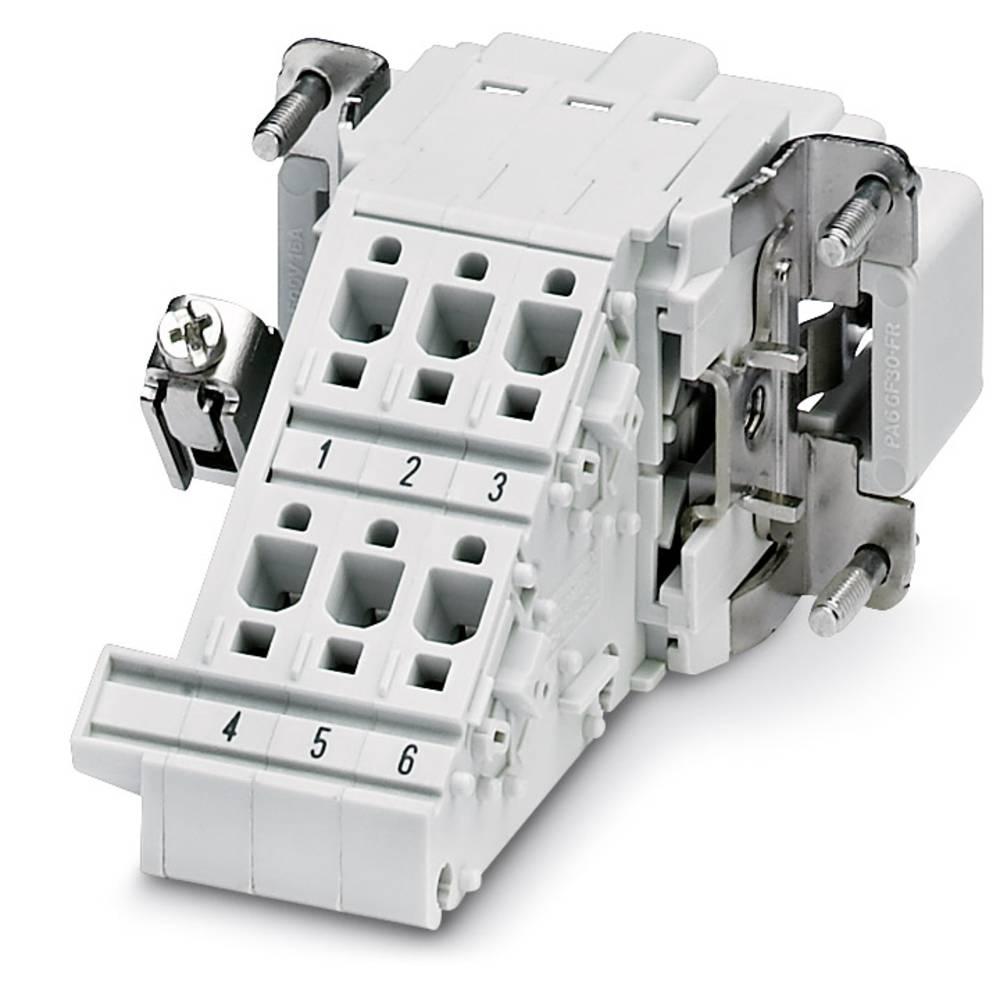 HC-B 6-A-DT-PER-M - Terminal Adapter Phoenix Contact HC-B 6-A-DT-PER-M 5 stk