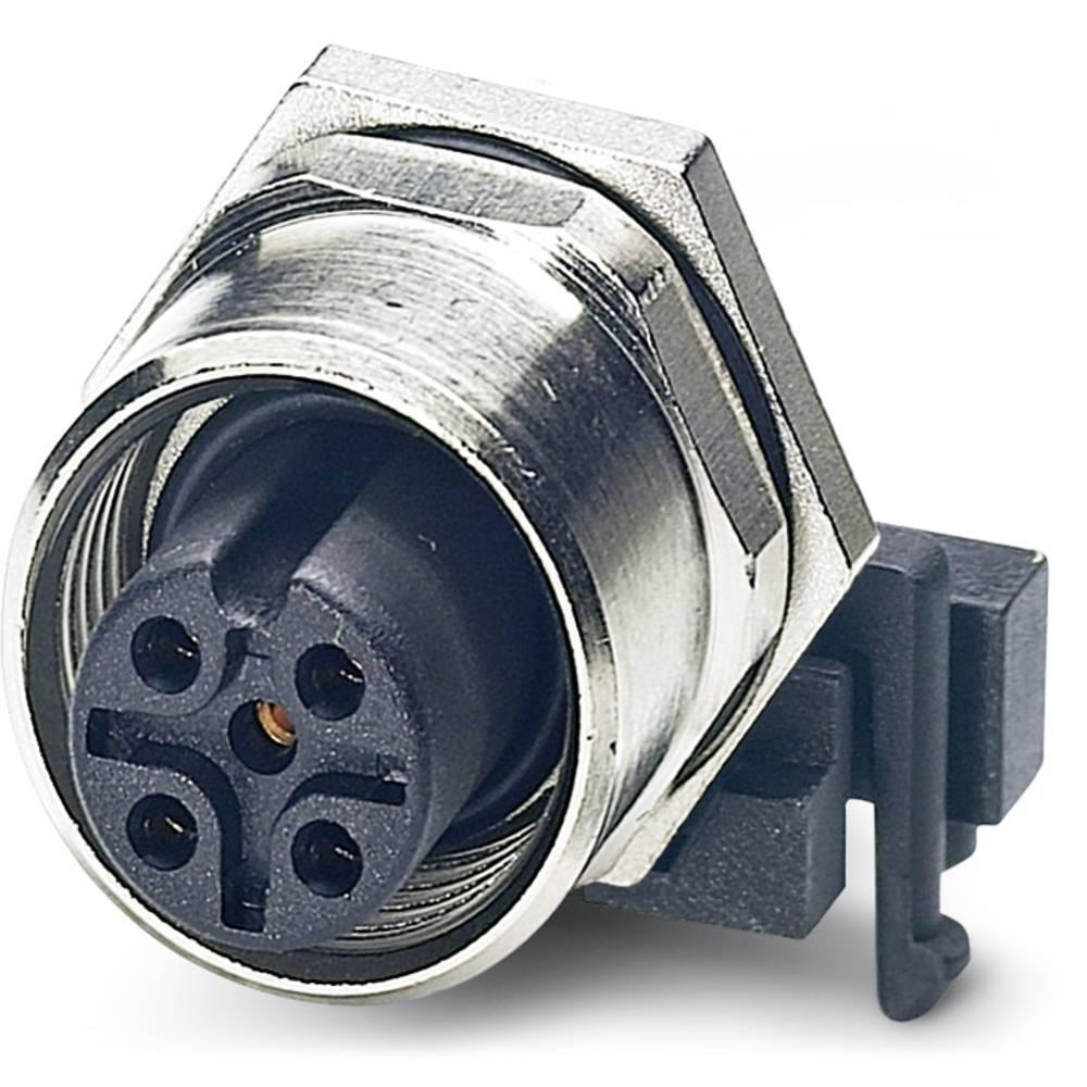 SACC-DSIV-M12FS-5CON-L 90 - vgradni vtični konektor, SACC-DSIV-M12FS-5CON-L 90 Phoenix Contact vsebuje: 10 kosov