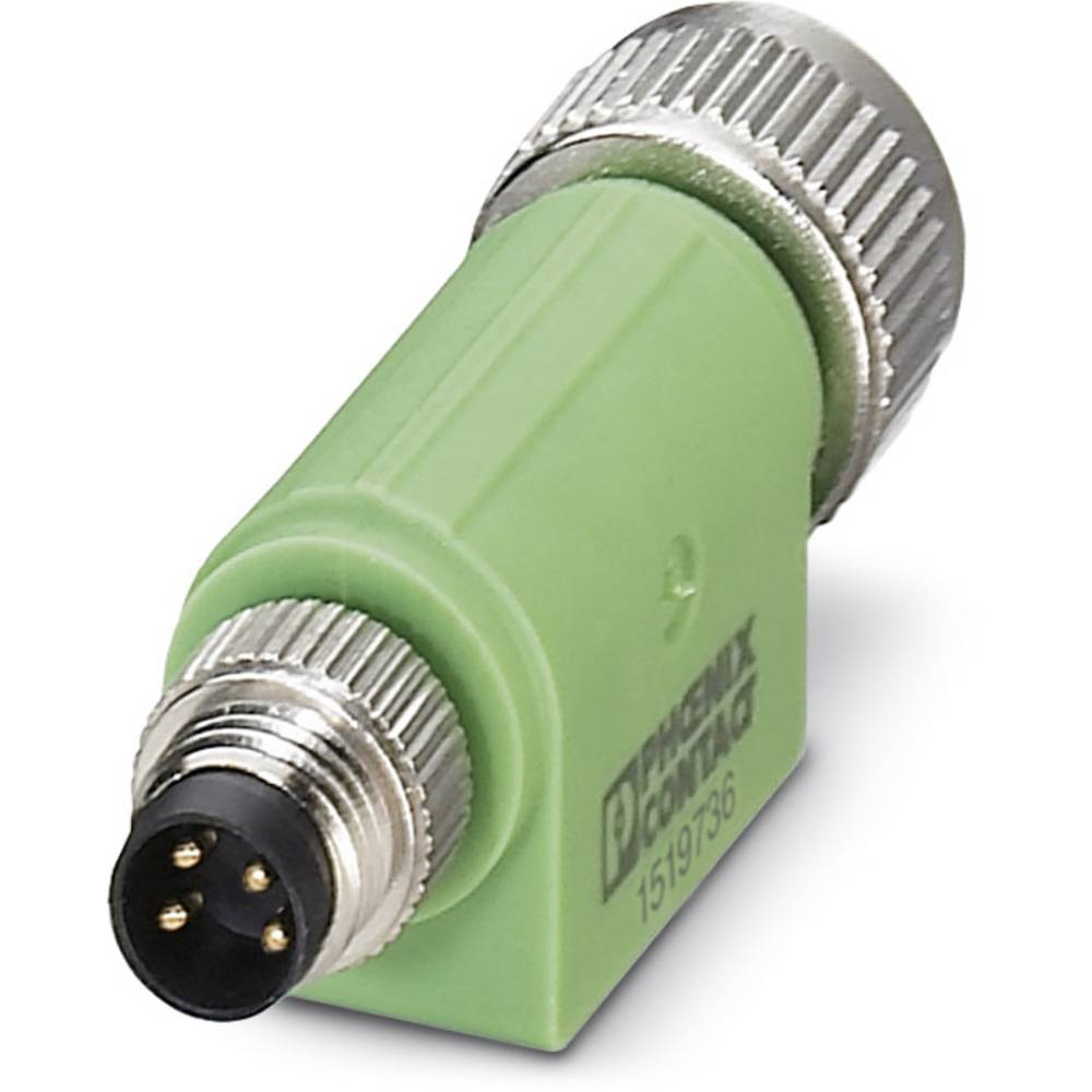 SAC-4P-M 8MS-M12FS - adapter SAC-4P-M 8MS-M12FS Phoenix Contact vsebuje: 5 kosov