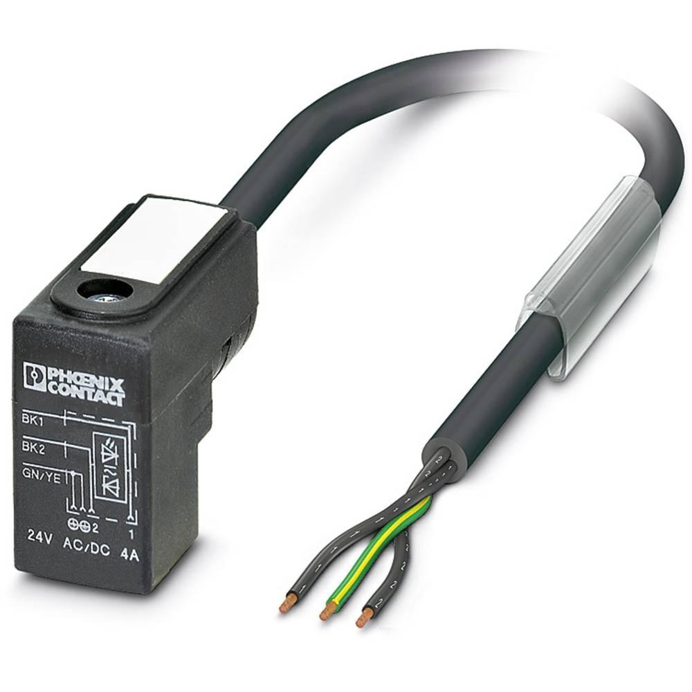 Senzorski/aktuatorski kabel SAC-3P- 3,0-PUR/CI-1L-Z Phoenix Contact vsebuje: 1 kos