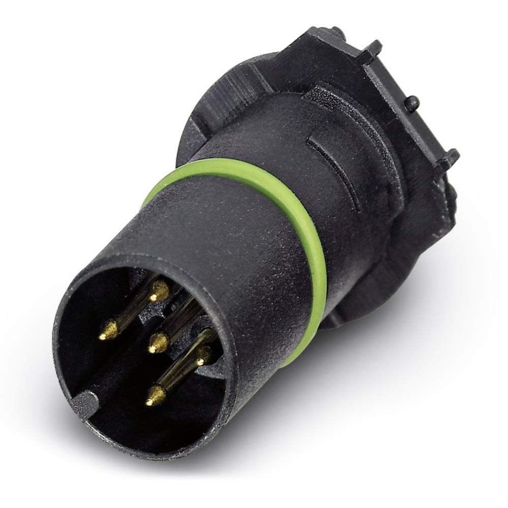 SACC-CI-M12MS-5CON-L180 THR - vgradni vtični konektor, SACC-CI-M12MS-5CON-L180 THR Phoenix Contact vsebuje: 60 kosov