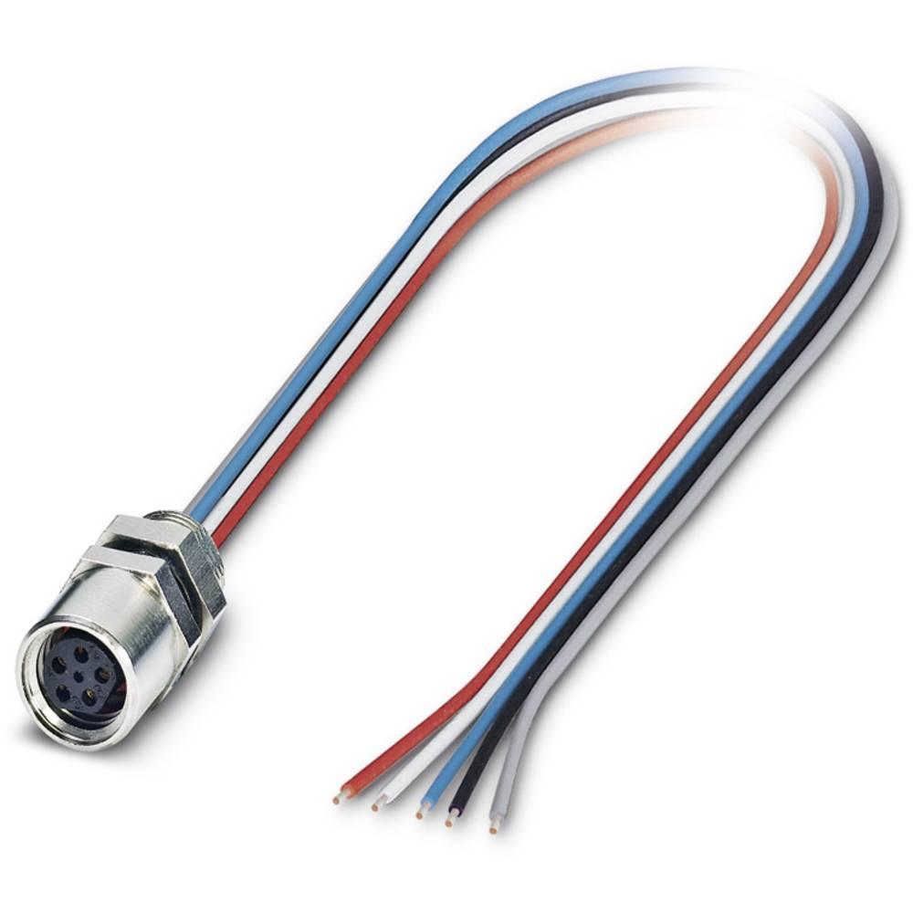 SACC-E-M 8FS-5CON-M 8/0,5 DN - vgradni vtični konektor, SACC-E-M 8FS-5CON-M 8/0,5 DN Phoenix Contact vsebuje: 1 kos