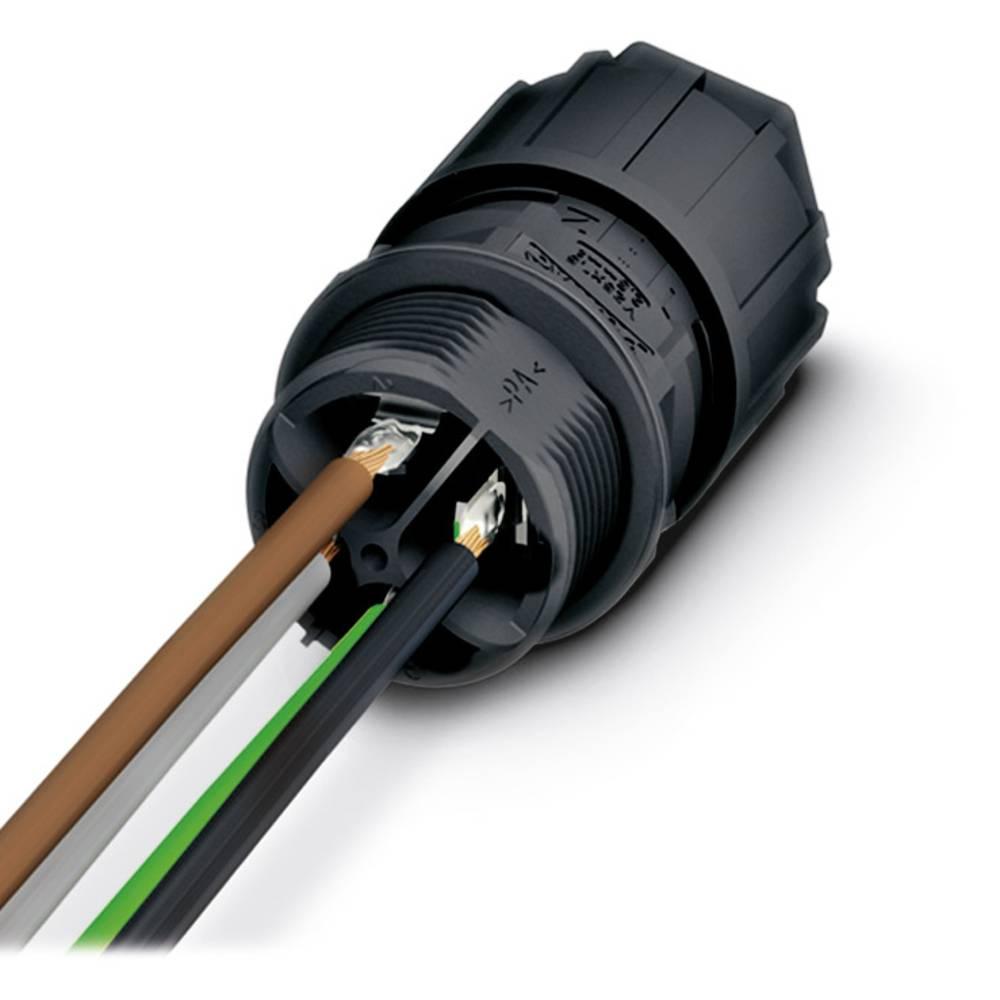 QPD W 3PE2,5 6-10 M25 1,0 BK - Stenska vodila QPD W 3PE2,5 6-10 M25 1,0 BK Phoenix Contact vsebuje: 1 kos
