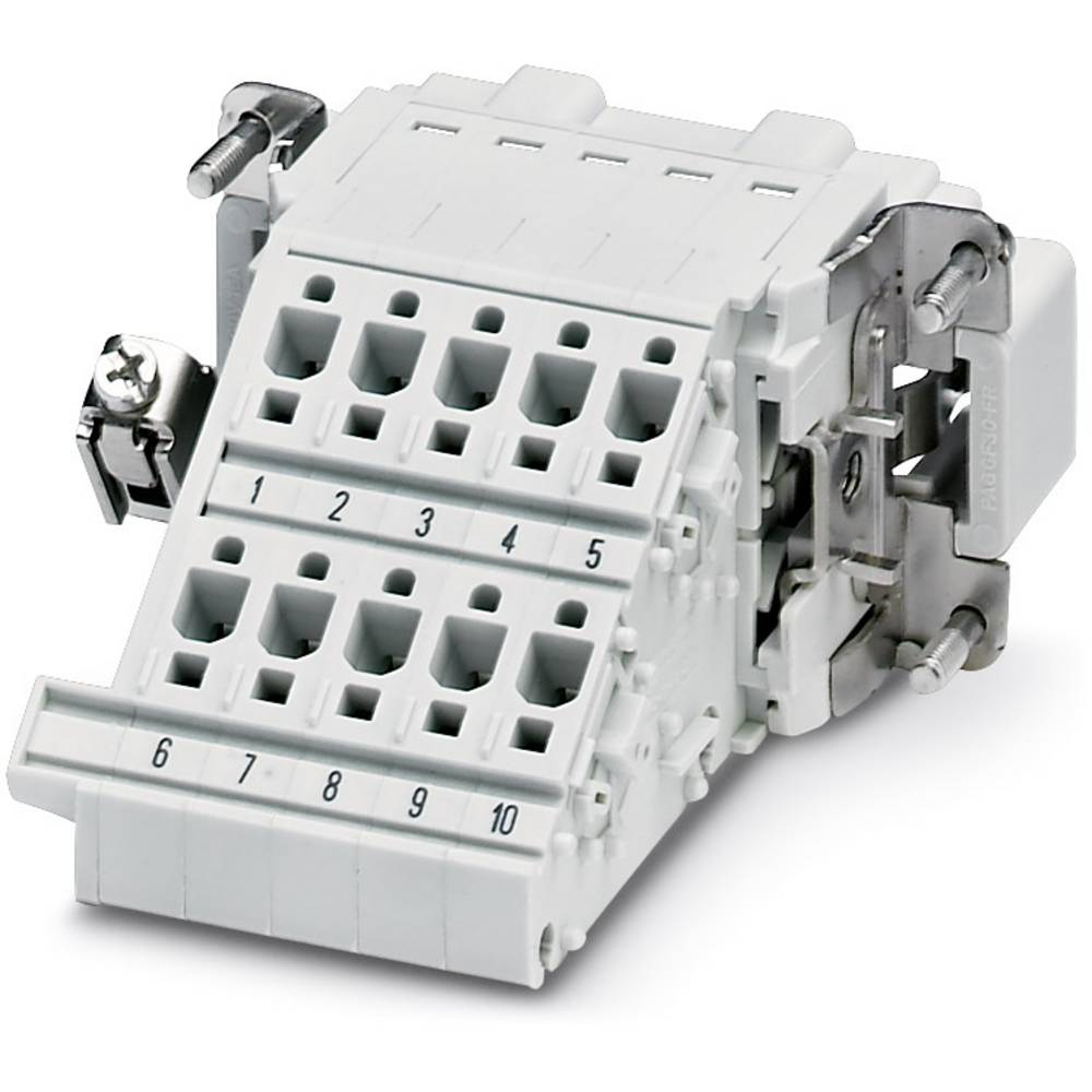 HC-B 10-A-DT-PER-M - Terminal Adapter Phoenix Contact HC-B 10-A-DT-PER-M 5 stk