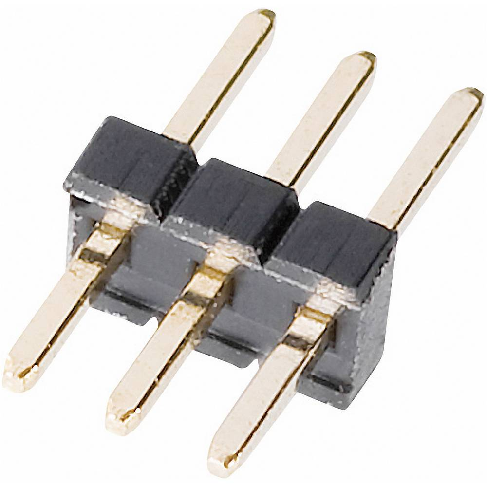 Stiftliste (standard) W & P Products 707-1-20-1-20-00 1 stk