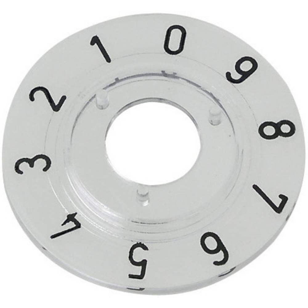 Pločica sa skalom serija 15 331.203 Mentor