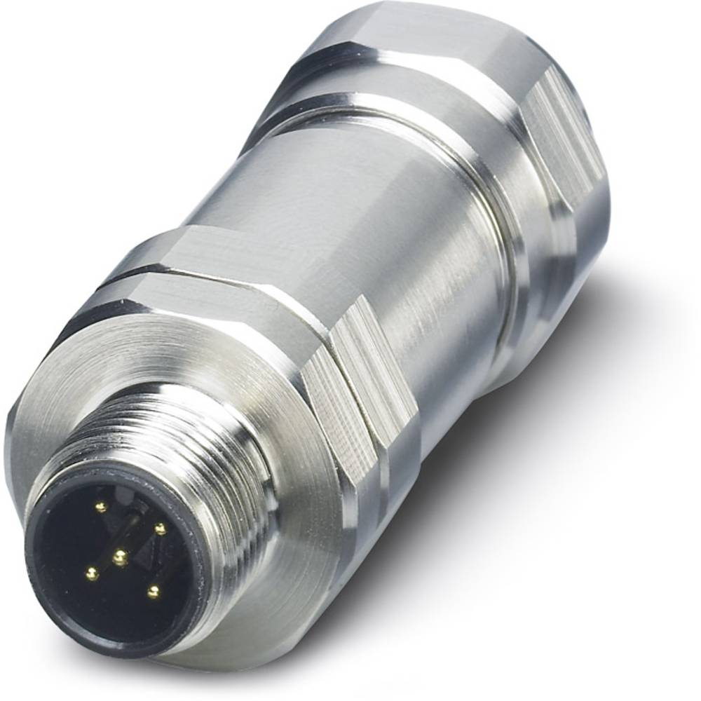SACC-M12MS-5CON-DM 3-5 SH VA - vtični konektor, SACC-M12MS-5CON-DM 3-5 SH VA Phoenix Contact vsebuje: 1 kos