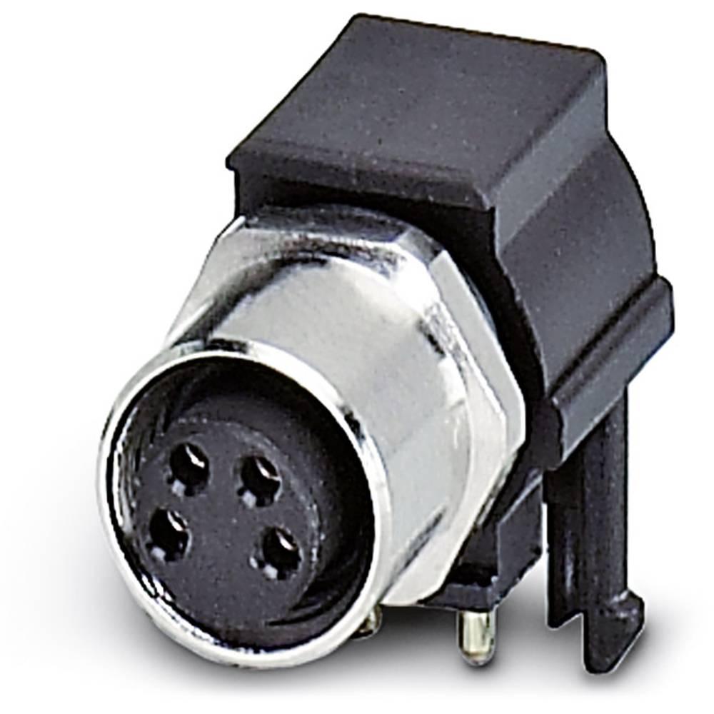 SACC-DSIV-M 8FS-4CON-L 90 - vgradni vtični konektor, SACC-DSIV-M 8FS-4CON-L 90 Phoenix Contact vsebuje: 20 kosov