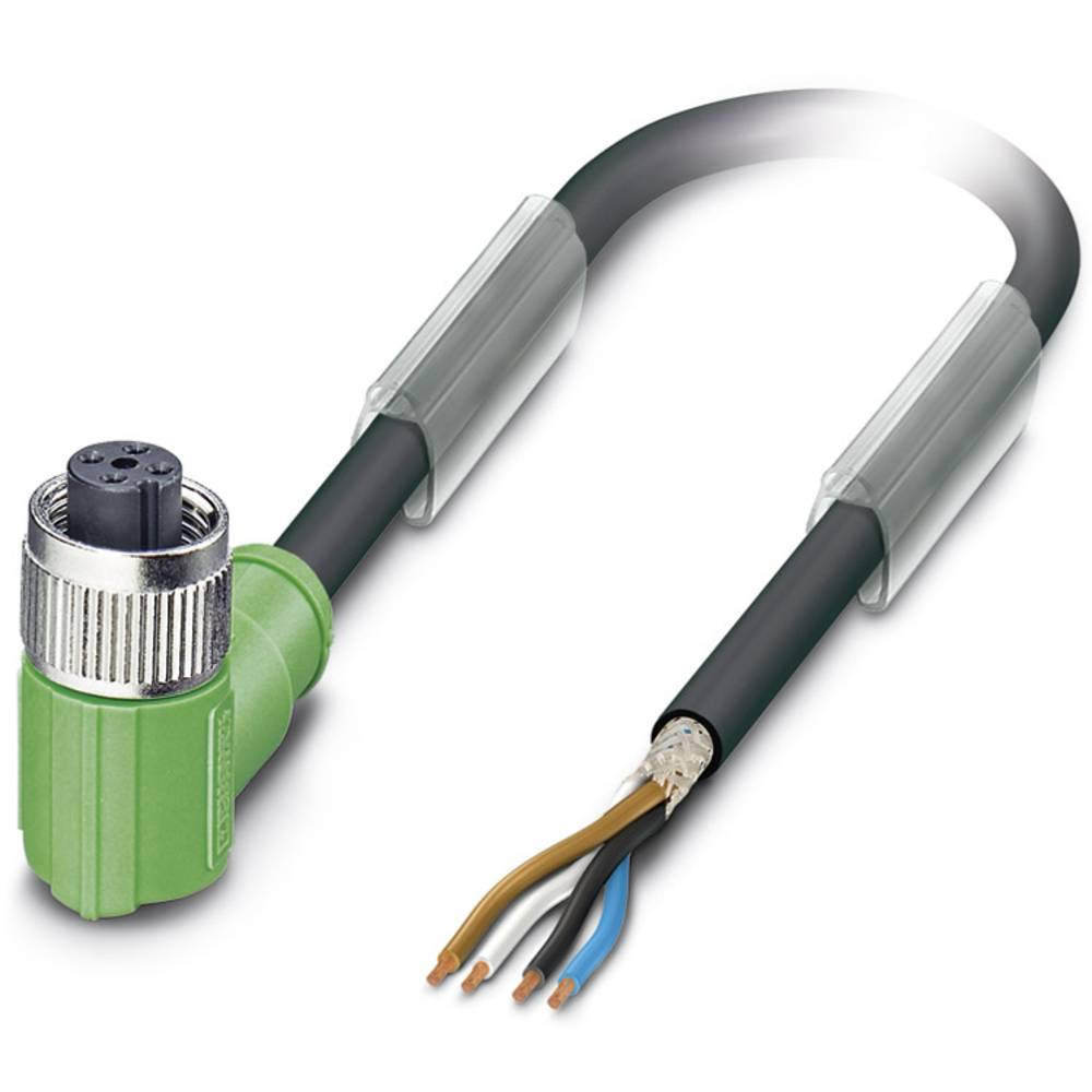 Senzorski/aktuatorski kabel SAC-4P-10,0-PUR/M12FR SH Phoenix Contact vsebuje: 1 kos