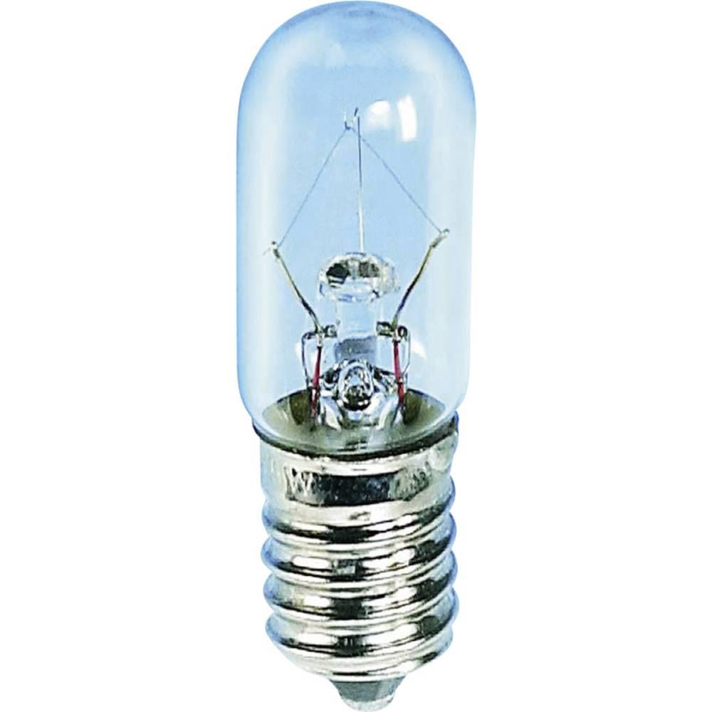 Cijevasta žarulja 24 - 30 V 6 - 10 W 333 mA podnožje=E14 čista Barthelme sadržaj: 1 kom.