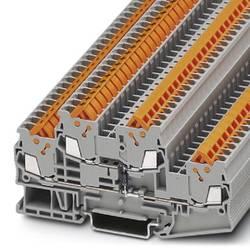QTTCB 1,5-DIO/O-U - vrstna sponka QTTCB 1,5-DIO/O-U Phoenix Contact sive barve, vsebina: 50 kosov