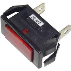 Signalna svjetiljka 24 V/DC crvena SCI sadržaj: 1 kom.