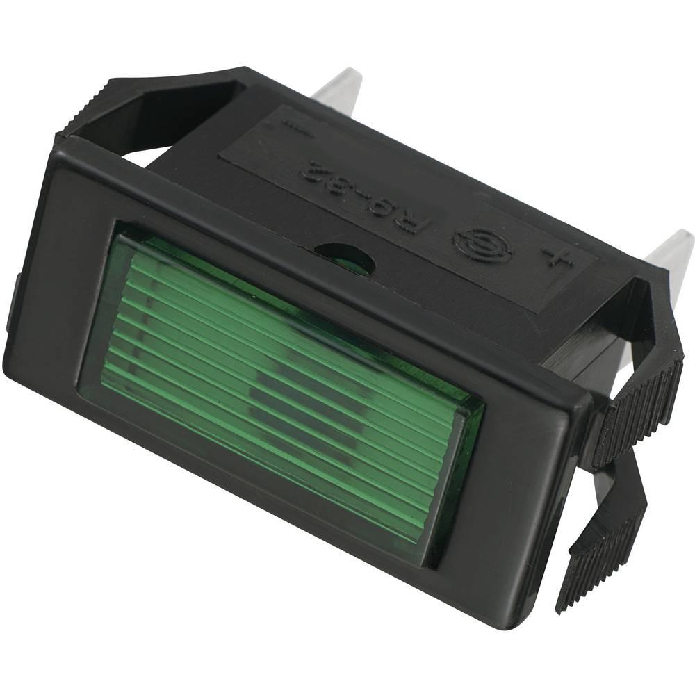 Signalna luč 24 V/DC zelena SCI vsebina: 1 kos