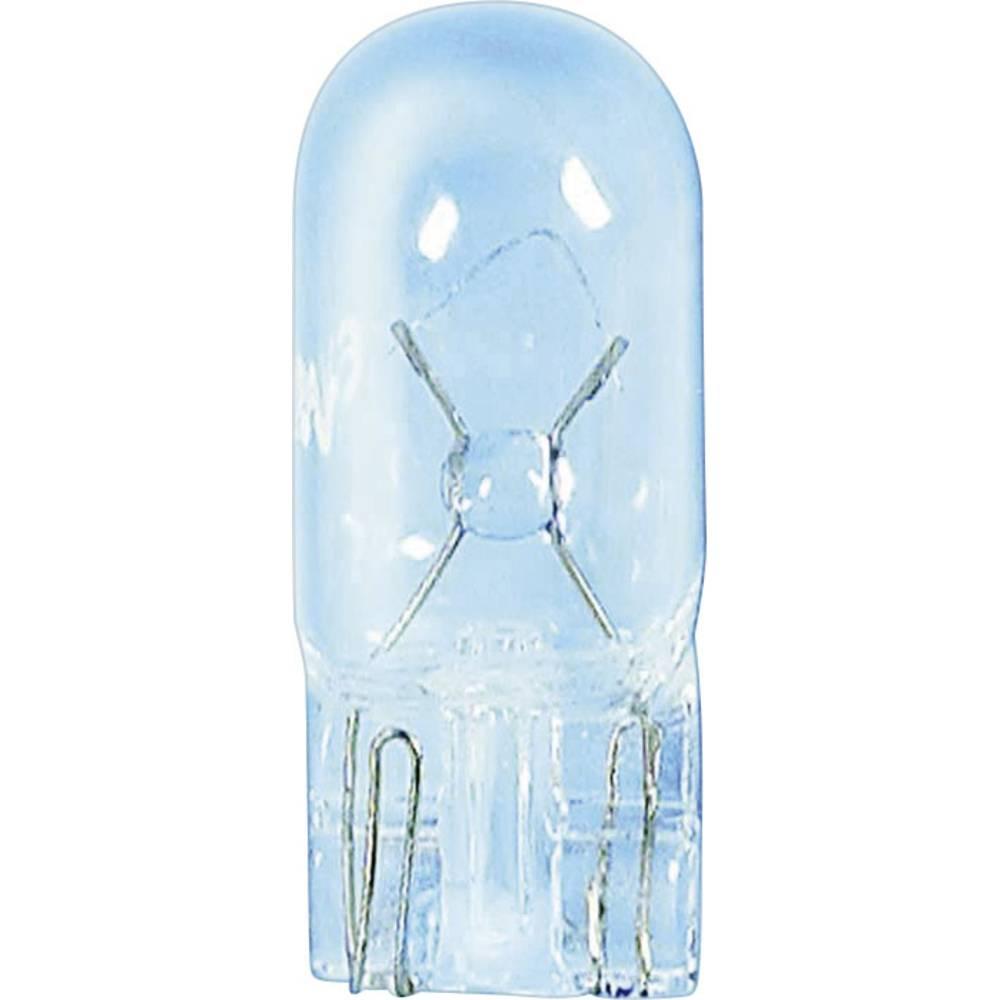 Žarnica s steklenim podnožjem 6.3 V 1 W 150 mA podnožje=T 10 W 2.1 x 9.5d jasna Barthelme vsebina: 1 kos