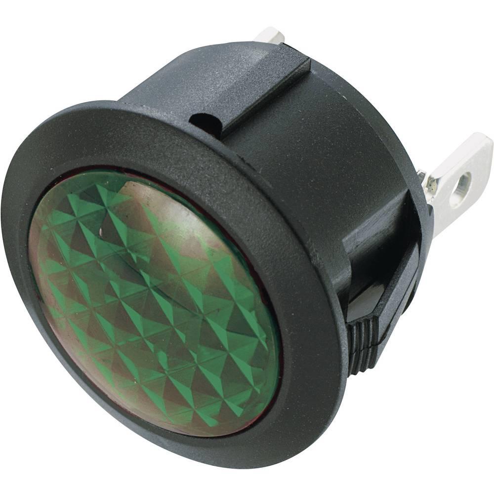 Neonska signalna svjetiljka 230 V/AC zelena SCI sadržaj: 1 kom.